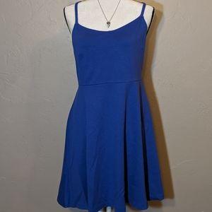 Blue Old Navy Dress
